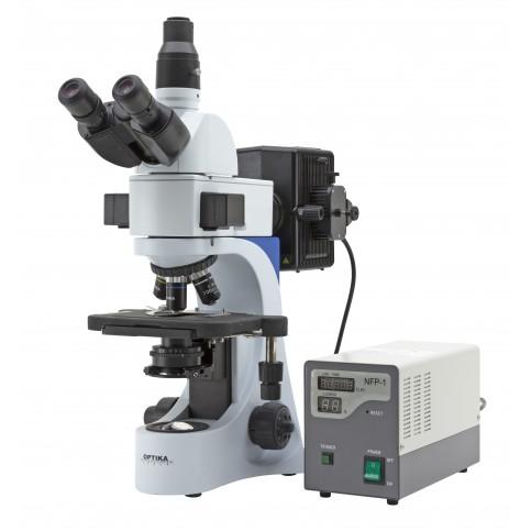 Fluorescenční mikroskop Model B-383FL