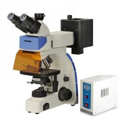 Fluorescenční mikroskop Model FL 666