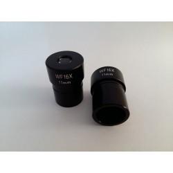 Okuláry WF 16x/11 mm