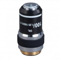 Achromatický objektiv A 100:1 Oil.im. (S)