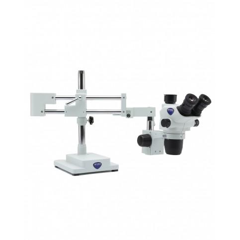 Stereoskopický trinokulární mikroskop s kamerou Model SZO-10
