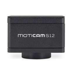 Digitální kamera MOTICAM S1 na mikroskopu