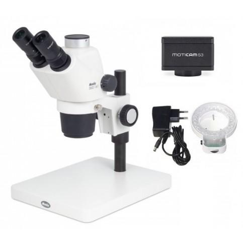 Stereoskopický mikroskop Model DSTM 161 TPS3