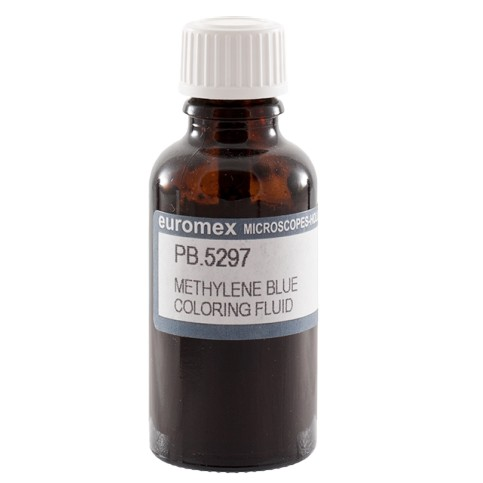 Roztok barviva Methylene Blue