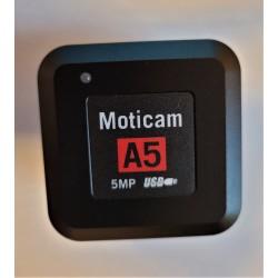 Digitální kamera Model MOTICAM A5