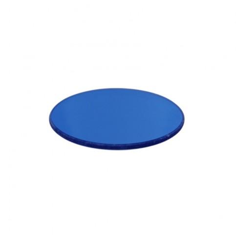 Modrý filtr pro mikroskopy