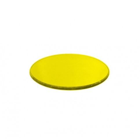 Žlutý filtr pro mikroskopy