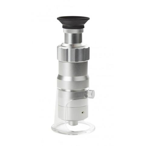 Měřící dílenský mikroskop LED