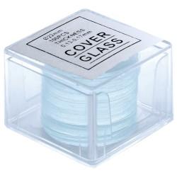 Krycí skla kruhová ø 22 mm (100 ks)