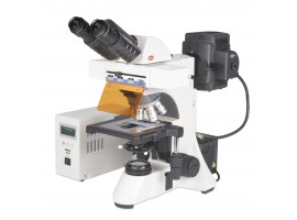 Fluorescenční mikroskopy