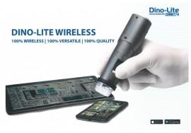 Digitální mikroskopy Dino-Lite USB/Wi-Fi